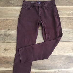 NYDJ Alina legging pants plus size 12